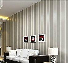 ufengke Reine Farbe Vliesstoff 3D Vertikale Streifen Tapeten Wandbild Für Wohnzimmer Schlafzimmer TV Hintergrund