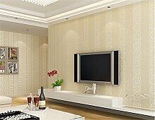 ufengke Vliesstoff Vertikale Streifen Verdicken 3D Beflockung Bronzing Tapeten Wandbild Für Schlafzimmer TV Hintergrund Wohnzimmer