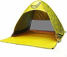 UG1 Pop-Up-Zelt, Automatische Kinder Kleines Zelt,