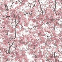 UGEPA L33103 Vinyltapete, rosa