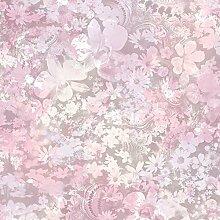 UGEPA L39103 Strukturtapete, pink