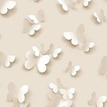 UGEPA Vliestapete, beige, J65807