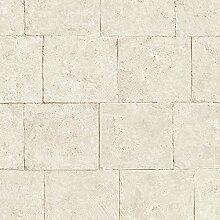 UGEPA Vliestapete Naturstein, beige, J92307
