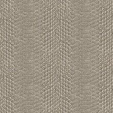 UGEPA Vliestapete Reptilienhaut, Braun, J95718
