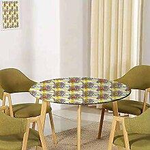 UHOO2018 Moderne Tischdecke für drinnen und
