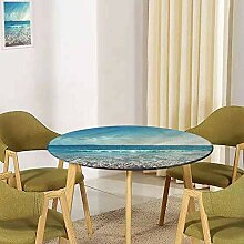 UHOO2018 Moderne Tischdecke mit elastischen