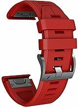 Uhr Armband, Malloom SilikonSchnell Verschluss