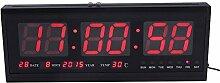 Uhr Digital elektronische Uhr für Wand Wand LED