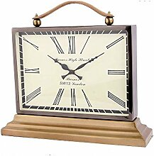 Uhr für Tisch Griff Pharao24