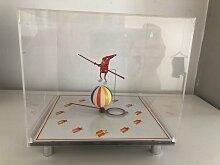 Uhr von Lorenz Action Art, 1980er