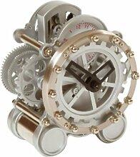 Uhr / Wecker Uhr Mini sichtbar Getriebe