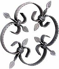 UHRIG #553 NEU! Schmiedeeisen Ornament Gitter