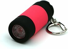 uipong Tragbare Mini-LED Taschenlampe, USB