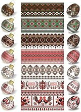 ukrainisches-kunsthandwerk -Set-Ostereier