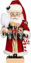 Ulbricht Nussknacker Premium Weihnachtsmann mit