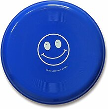 Uljö °°Frisbee Smiley, Ø 18cm (blau)