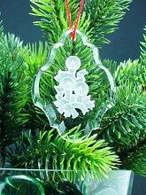 Ullmannglass Weihnachtspendel Kerzen aus