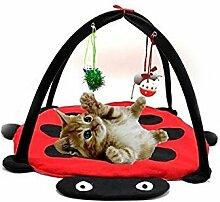 ulooie Cute faltbar Pet Living Pop Up Cat Kitten