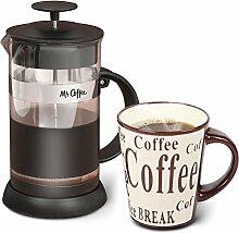 UltimateGifts Französische Kaffee Presse oder Tee