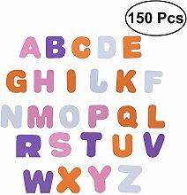 ultnice Selbstklebende Buchstaben Alphabet