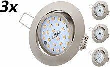 Ultra Flach LED Einbaustrahler - Tolles Design -