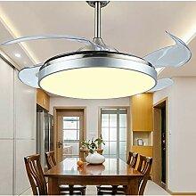 Ultra-Thin Invisible Ventilator-Licht 42 Zoll Mit