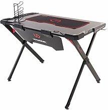 Ultradesk Action - Gaming Tisch, Gamer Desk,