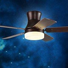 Ultradünne Deckenventilator Licht LED Einfache