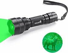 Ultrafire GRÜN-LICHT Taktische Taschenlampe LED