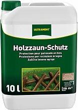 Ultrament Holzzaun-Schutz, kiefer, 10l