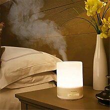Ultraschall Silent Aroma Luftbefeuchter, sauberes Schlafzimmer (ohne Öl), Größe: 15 * 11 cm, 300 ml