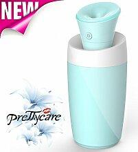 Ultrasonic Humidifier,Ultraschall Luftbefeuchter für Beauty-Salon, Spa, Yoga, Schlafzimmer, Wohnzimmer, Konferenzraum