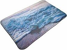 Ultraweicher, moderner Teppich mit