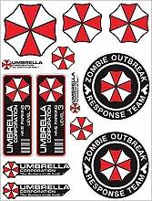 Umbrella Corporation Set Resident Evil Zombie The