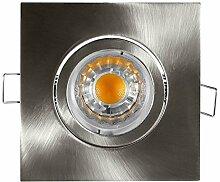 Umbriel, Nickel gebürstet - LED Einbauleuchte - 3