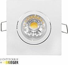 Umbriel, Weiss - LED Einbauleuchte - 3 Watt