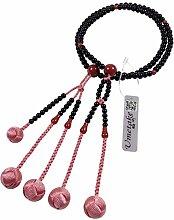 umetake buddhistischen Nichiren Gebet Perlen juzu
