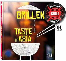 Umschau Verlag Grillen - Taste of Asia Taschenbuch