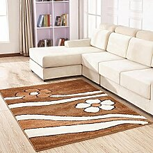 Umwelt-rutschfeste Schlafzimmer Nachttisch Teppich Wohnzimmer Couchtisch Sofa Teppich weich und gemütlich