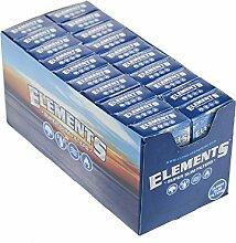 Umweltfreundlich hergestellte Elements Super Slim