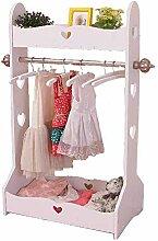 Umweltschutz Kindergarderobe Kleiderbügel