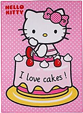 Un Amour De Tapis Zimmer Mädchen I Love Cakes