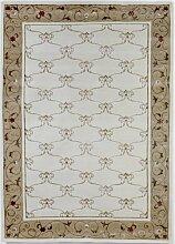 un Amour von Teppich 13978Samen, für Männertreu Pariser 2Teppich D 'ORIENT Wolle Weiß, Wolle, weiß, 200 x 300 cm
