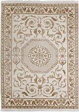 un Amour von Teppich 13998classissim Teppich D 'ORIENT Wolle Beige, Wolle, beige, 250 x 300 cm