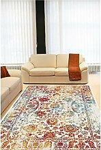 un Amour von Teppich 36547Oriental déstructure 1Teppich Moderne für Wohnzimmer Polypropylen mehrfarbig 80x 150cm