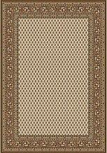 un Amour von Teppich 4448S Kazbah 5Teppich Polypropylen beige 300x 400cm