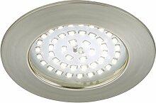 Unaufdringlich edel: Diese LED Einbauleuchte