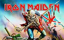 UnbekanIron Maidennt Iron Maiden BFBIM2