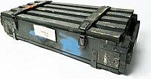 Unbekannt 1 x Originale Munitionskiste Holzkiste