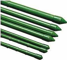 Unbekannt 10 x Pflanzstab mit Noppen 150 cm x 11 mm